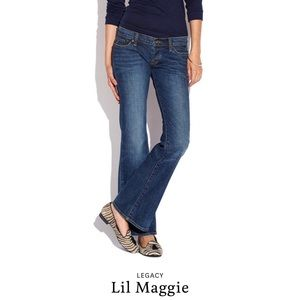 EUC Lucky Brand by Gene Montesano lil Maggie